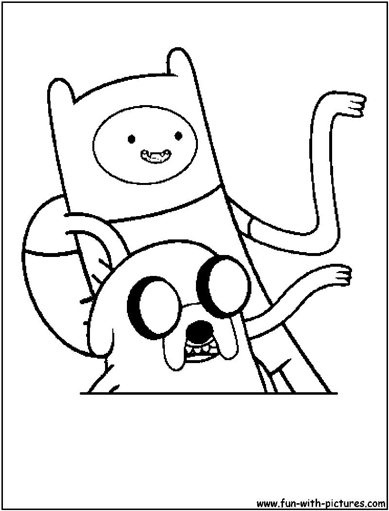 Adventuretime Landofooo Coloring Page