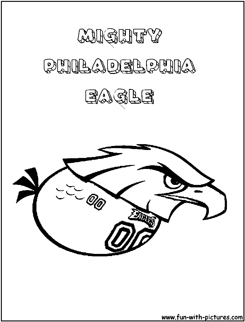mighty eagle coloring pages - photo#12