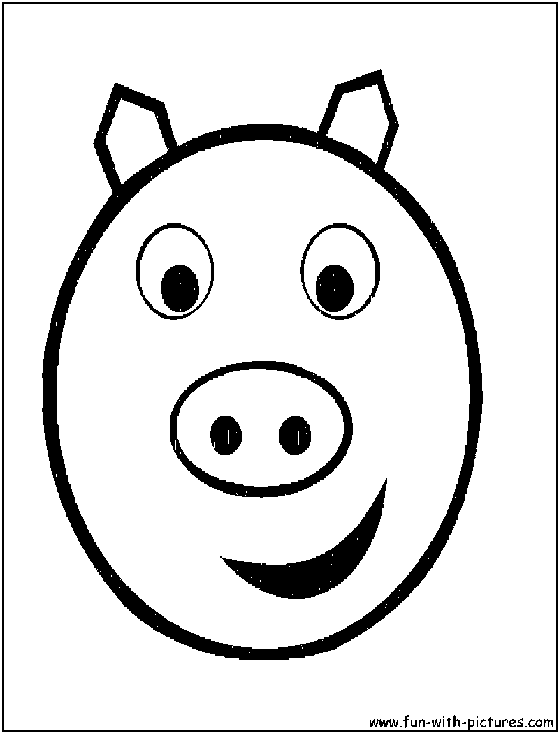 animal smileys coloring pages free printable colouring pages for