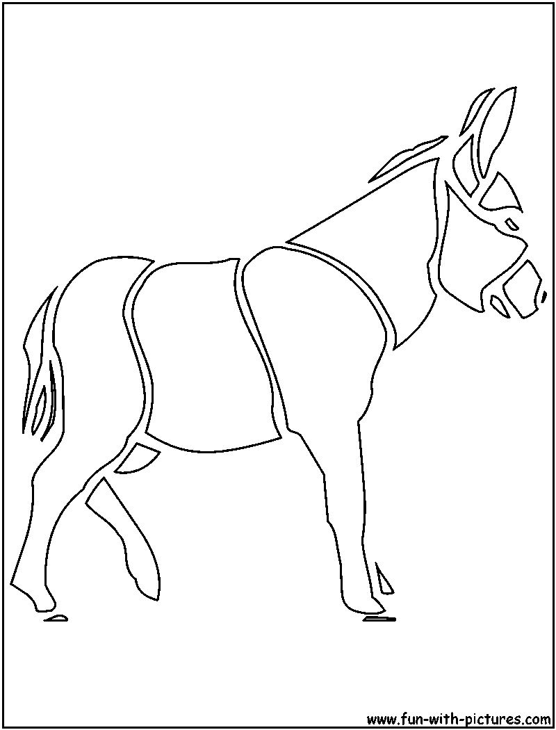 Butt coloring pages ~ Ass Cutout Coloring Page