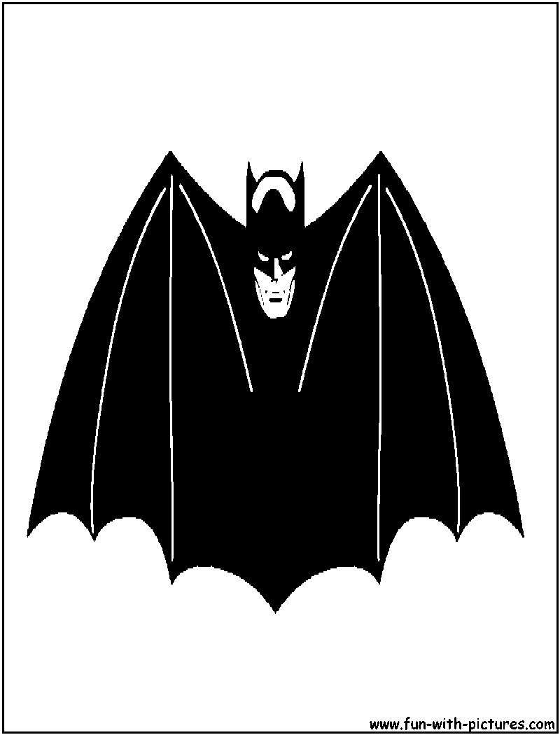 Pics Photos - Batman Bat Silhouette