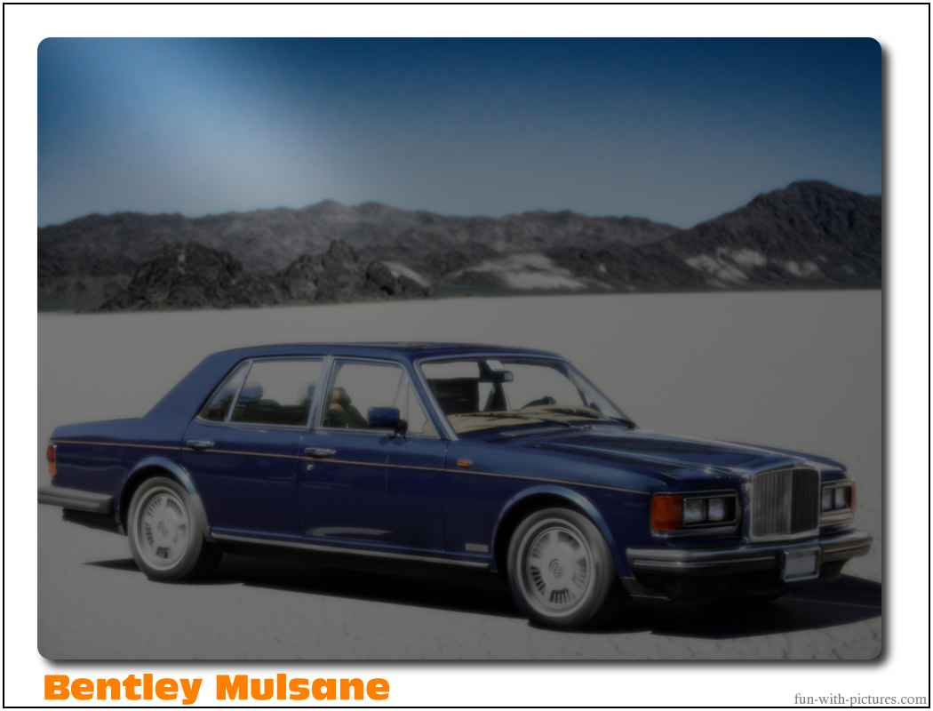Bentley Mulsanne Car