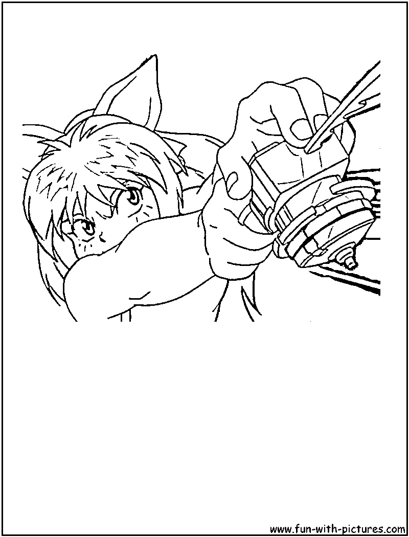 beyblade metal fury colouring pages inside coloring