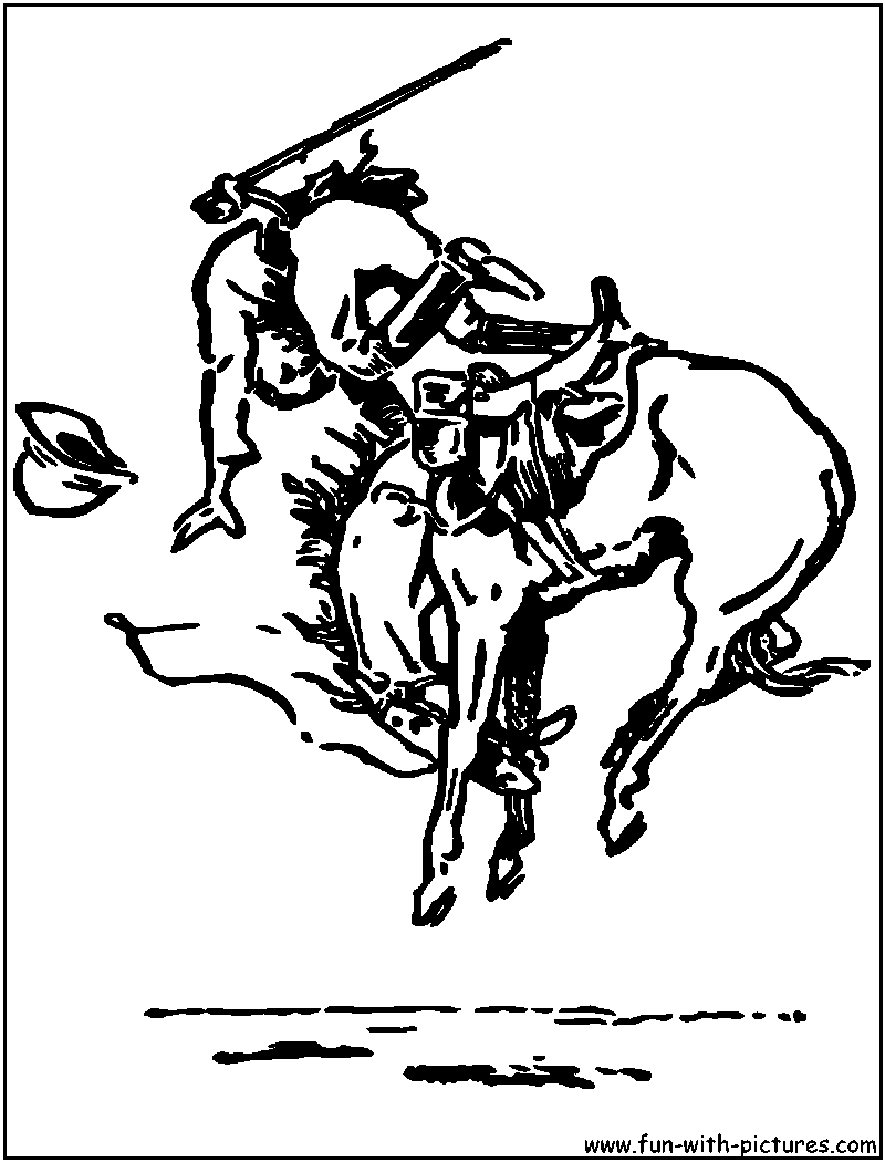 Bucking bulls colouring pages sketch coloring page for Bucking bull coloring pages