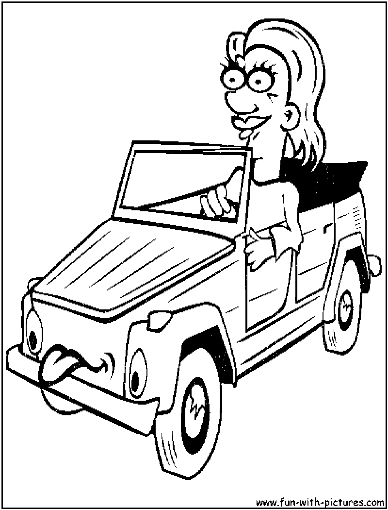 Drag Car Coloring Pages : Drag racing coloring pages