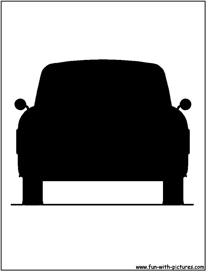Silhouette Photo Gallery Car Photo