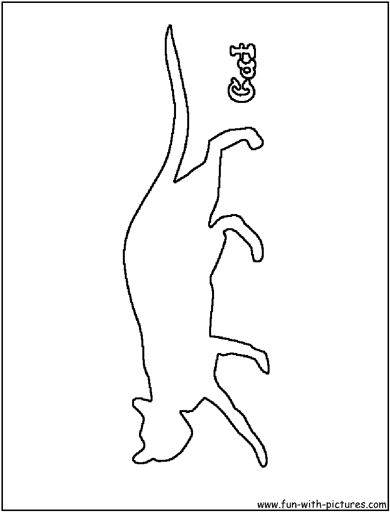cats coloring pages free printable colouring pages for kids to