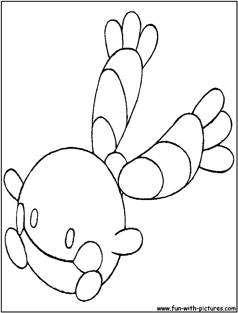 Chingling Coloring Pages