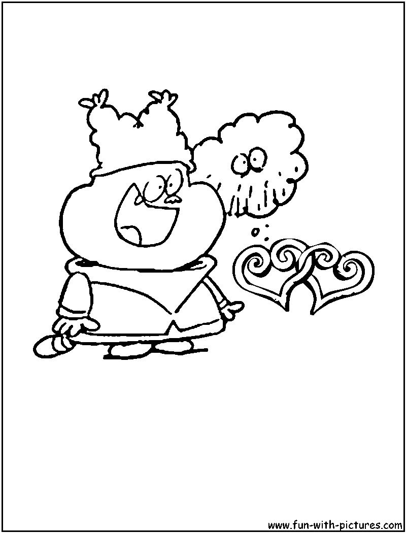 chowder coloring pages free printable colouring pages for kids