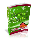 FREE Christmas Coloring Book Fun!