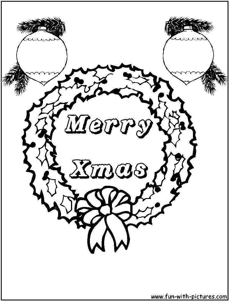 Christmas Coloring Pages - Free Printable Colouring Pages for kids ...
