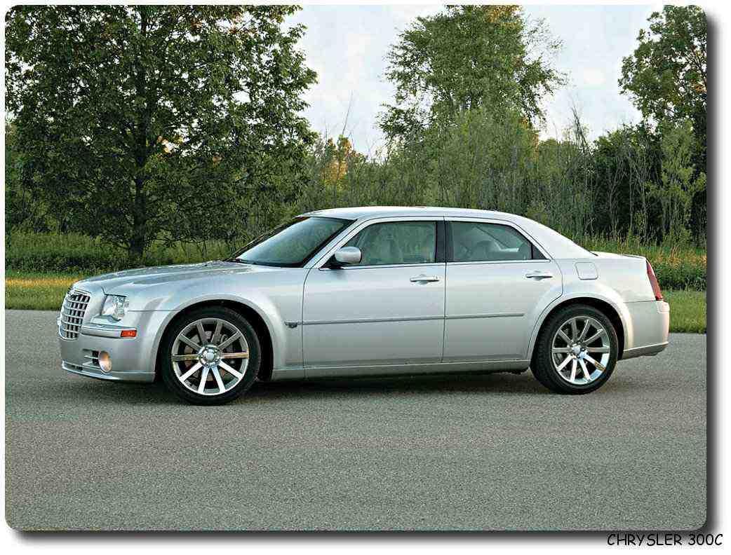 Chrysler 300c Car