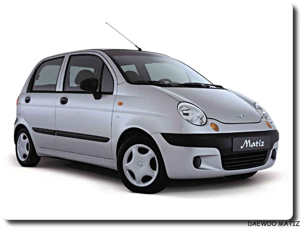 Daewoo Matiz Car