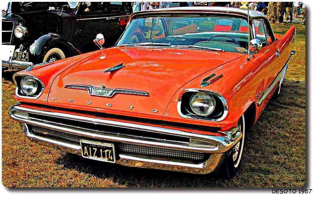 Desoto 1957 Car