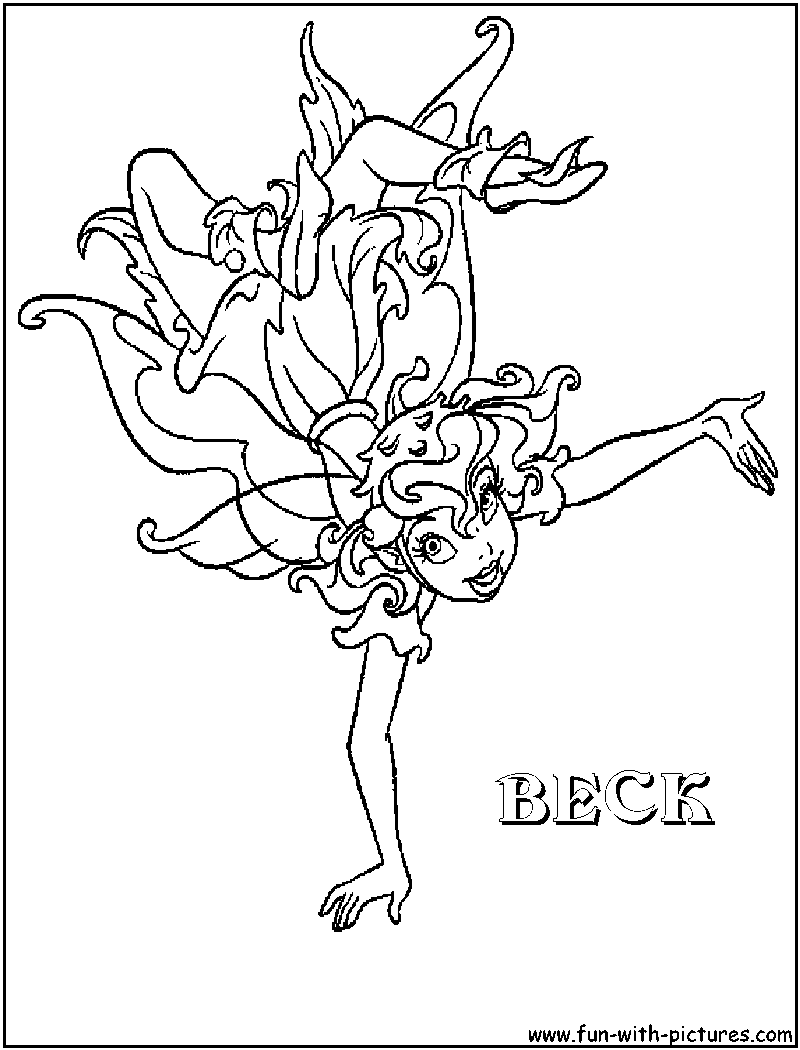Tinkerbell Coloring Pages Disney Fairies Groundhog Dsy Coloring