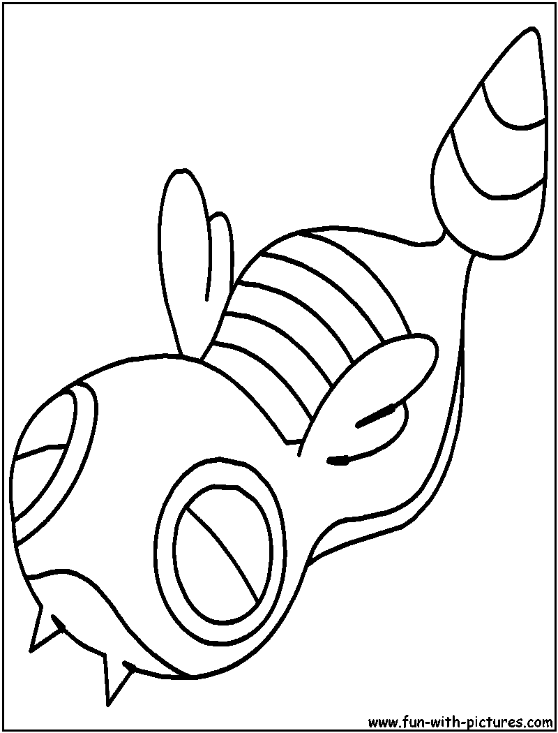 dunsparce pokemon coloring pages - photo#4