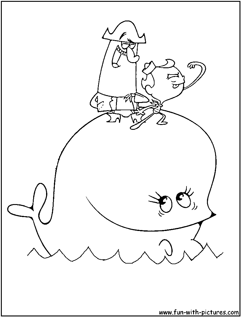 flapjack and chowder coloring pages - photo#6