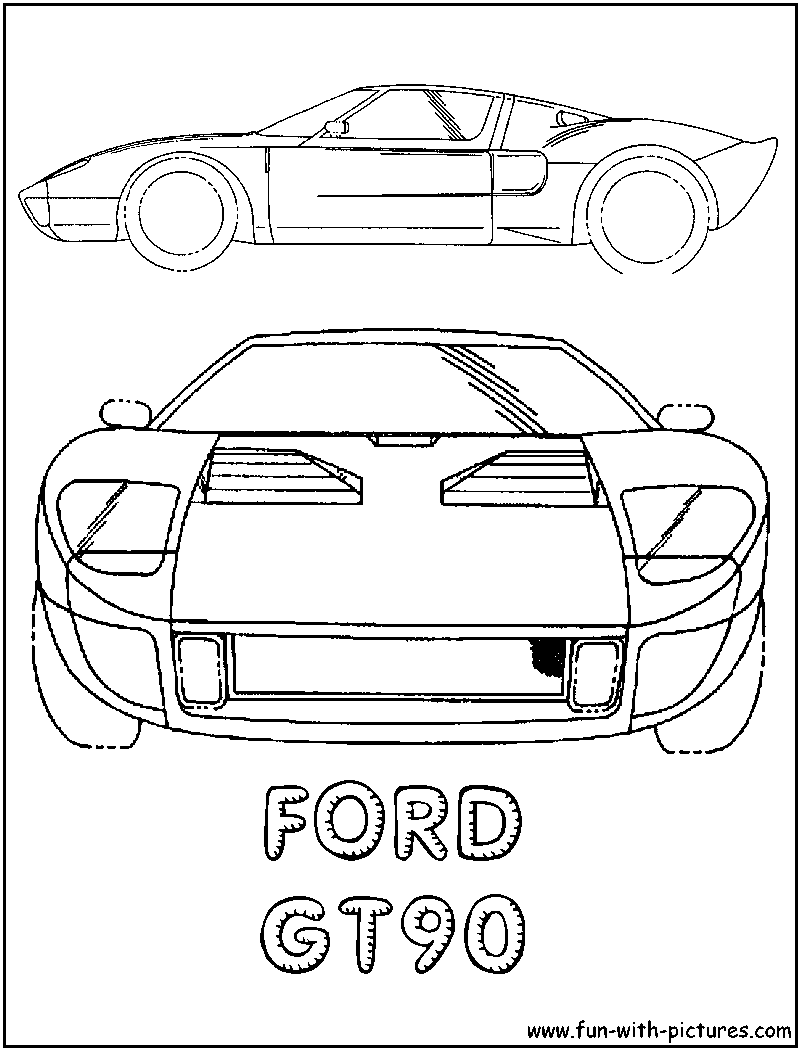 free coloring pages of mustang bos