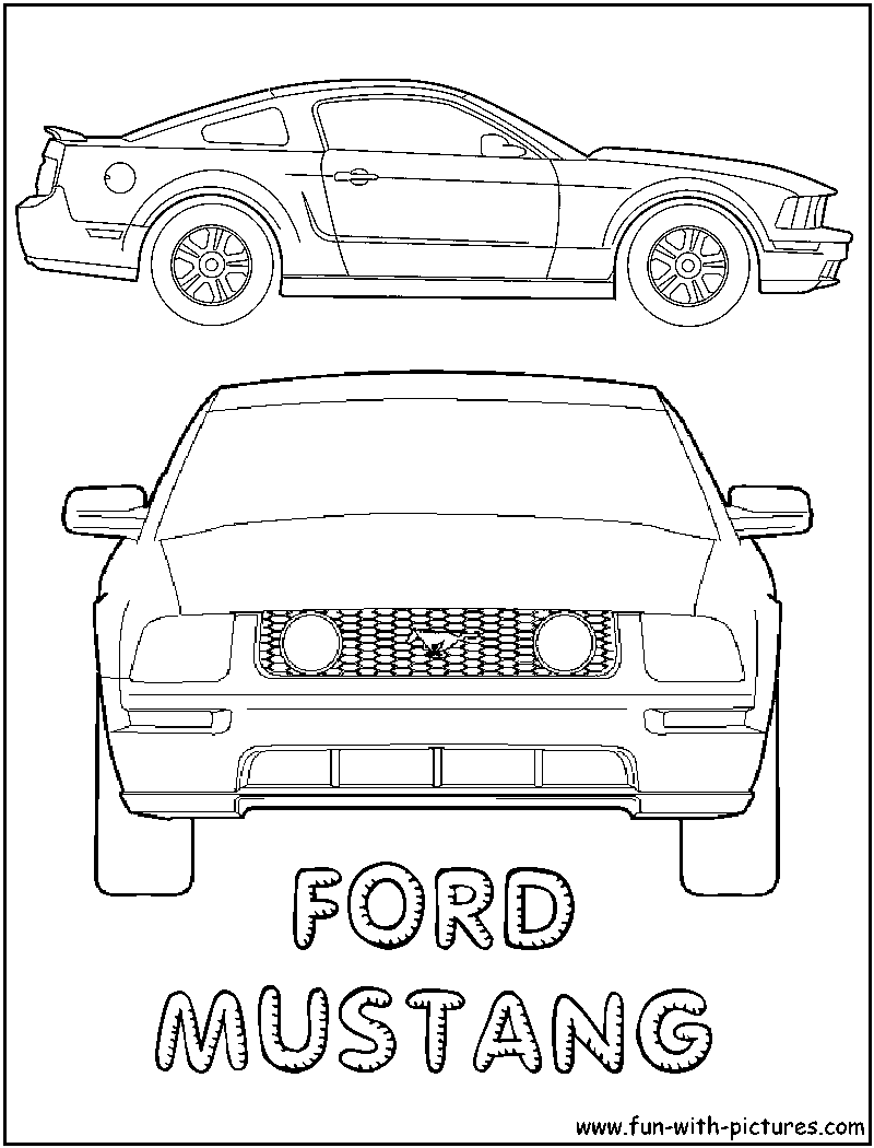 free coloring pages of 150 ford truck