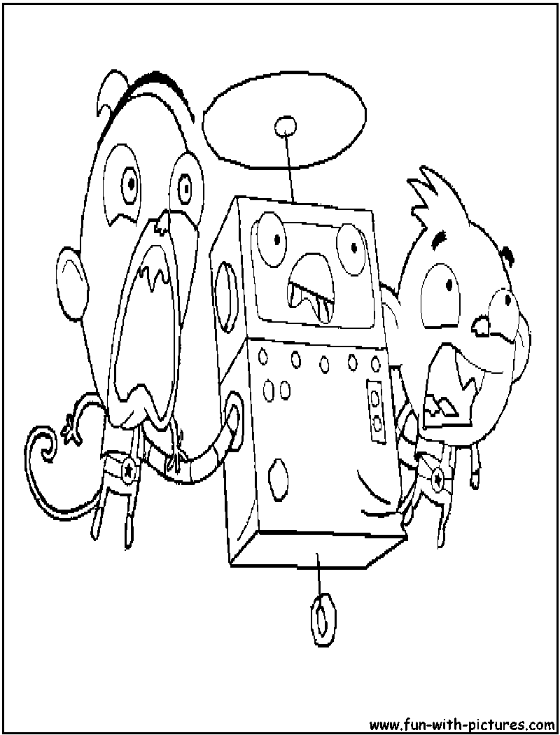 wallykazam coloring pages to print - photo #45