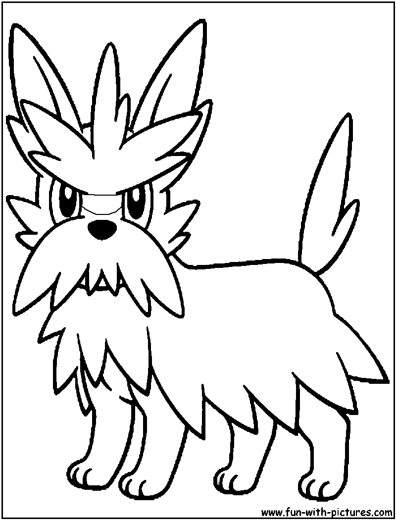 89+ [ Herdier Pokemon Coloring Pages ] - Coloring Pages ...