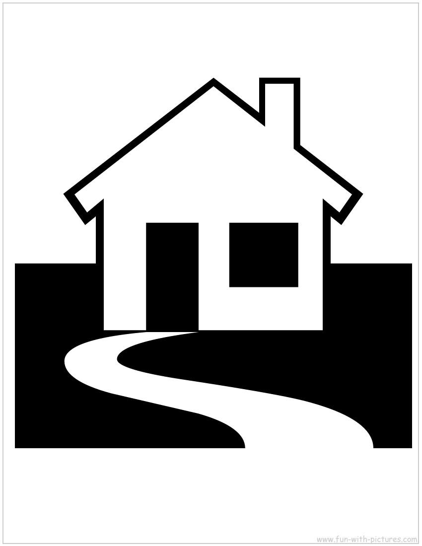 house stencils printable
