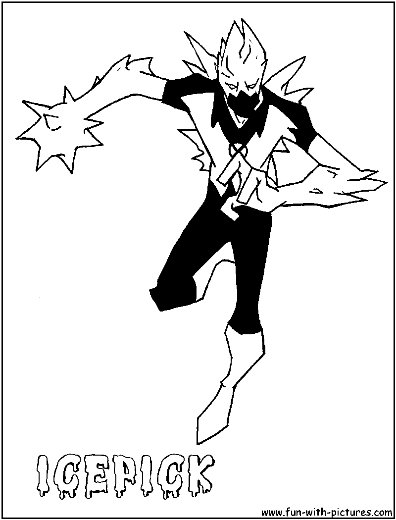 ben 10 coloring pages goop - photo#23