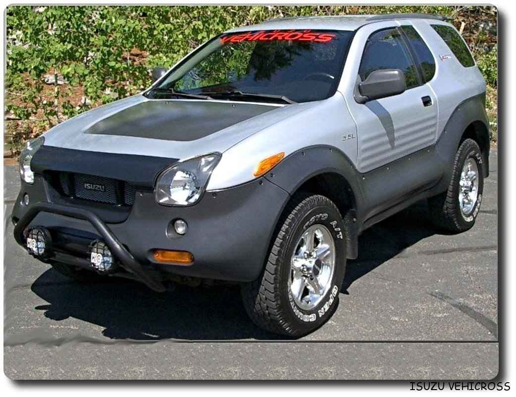 isuzu vehicross car. Cars Review. Best American Auto & Cars Review
