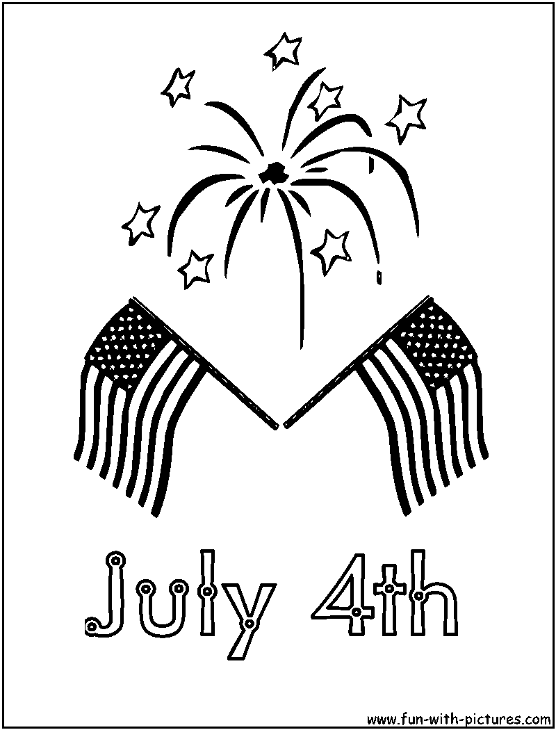 happy 4th of july clipart black and white all about clipart