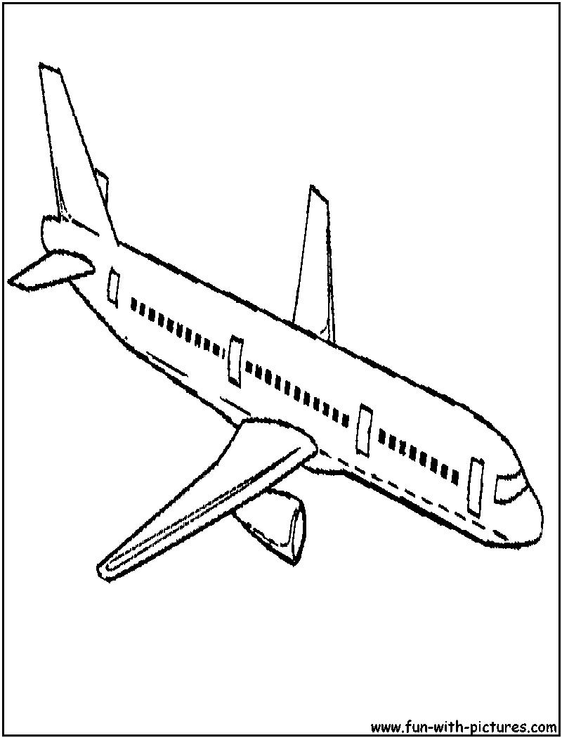 jumbo coloring pages - pin jet colouring pages on pinterest