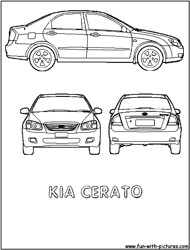 Kia Car Coloring Pages : Free coloring pages of shopkins bubbles