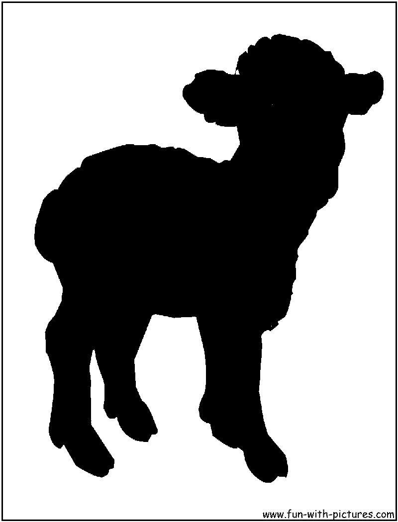 sheep silhouette clip art Quotes