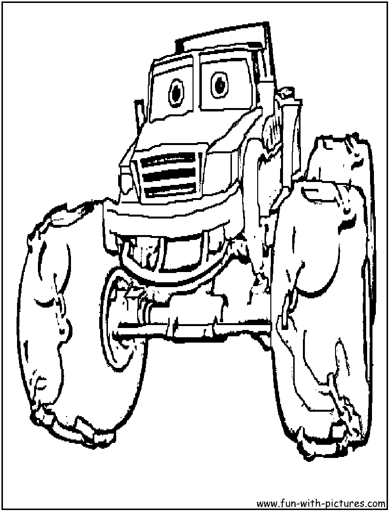 big box of coloring pages trucks  big  free engine image