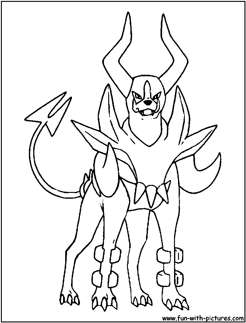 Mega Evolution Pokemon Coloring Pages Mega Coloring Pages
