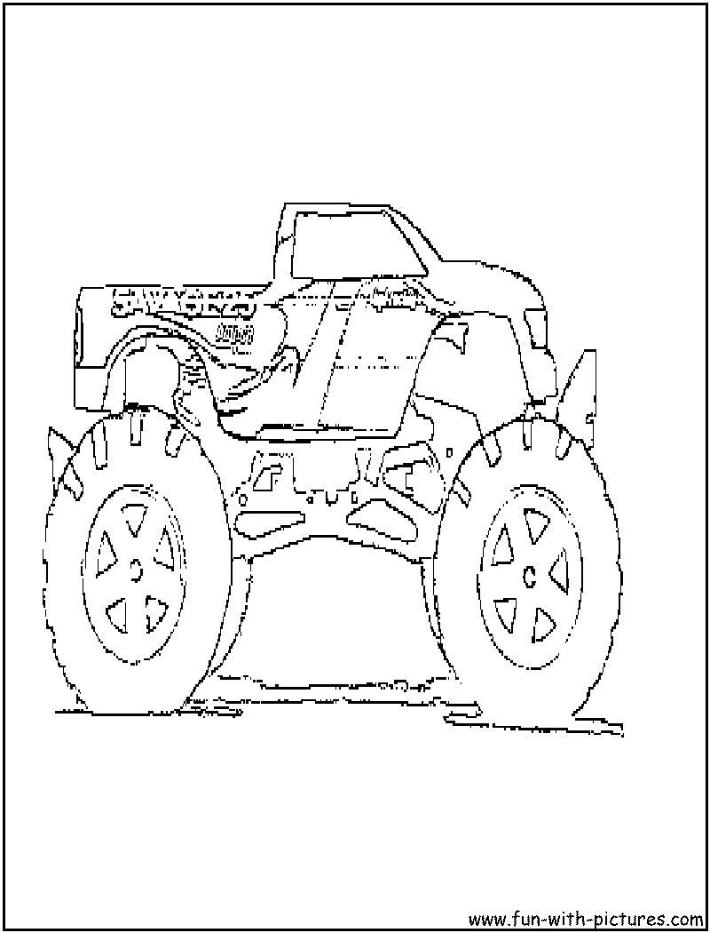 truck coloring pages free printable colouring pages for kids to