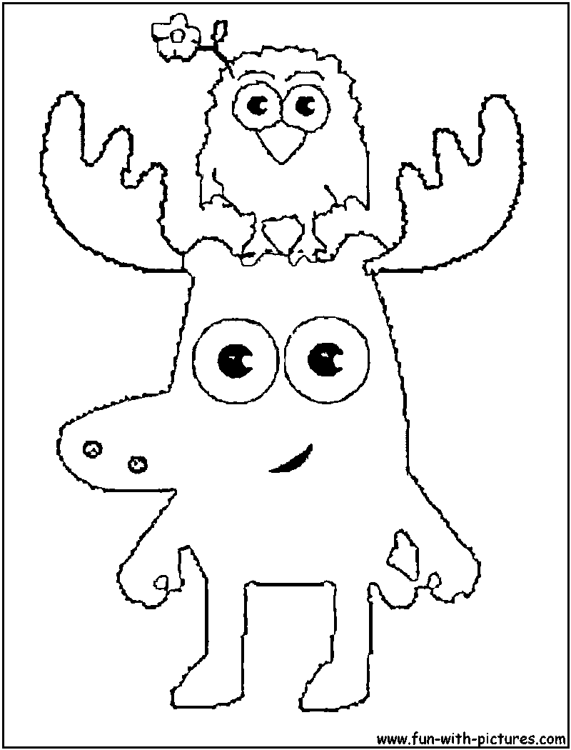 More Nickelodeon Coloring Pages - Free Printable Colouring Pages ...