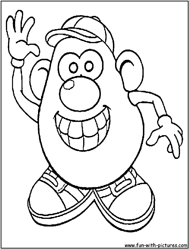 head coloring pages - photo#30