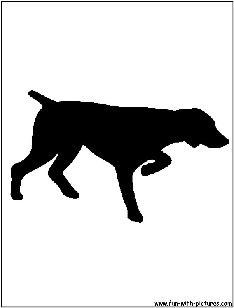 Dogs Silhouettes Free Printables And Activities For Kids