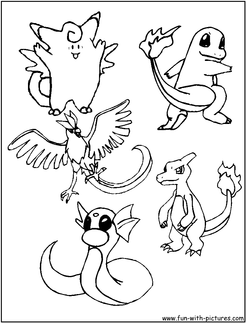 pok e mon coloring pages - photo#6