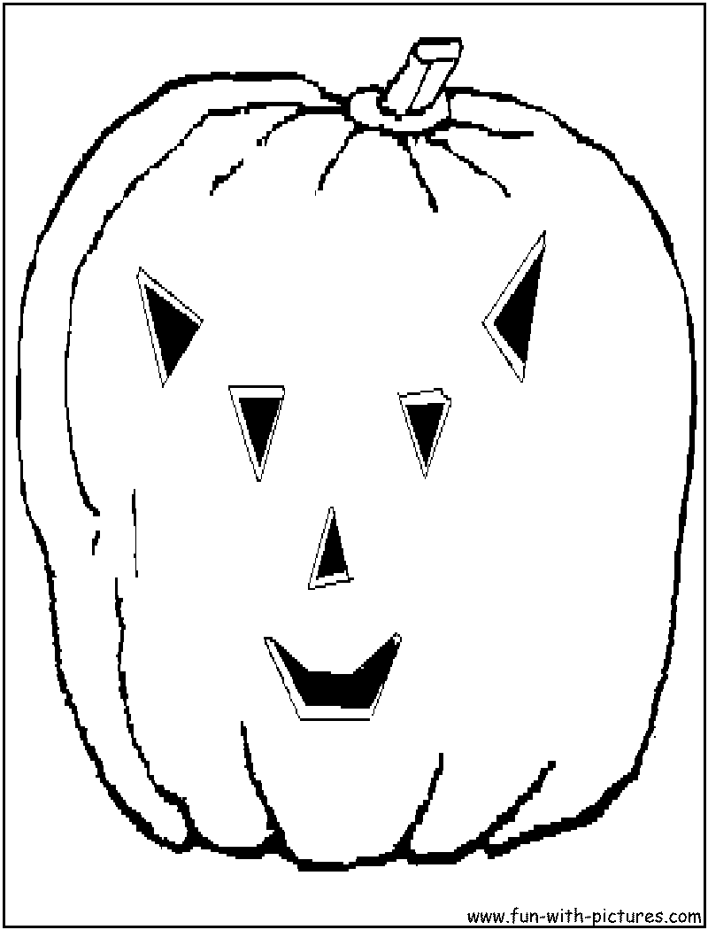 Pumpkin Coloring Pages Free Printable Colouring Pages For Kids To