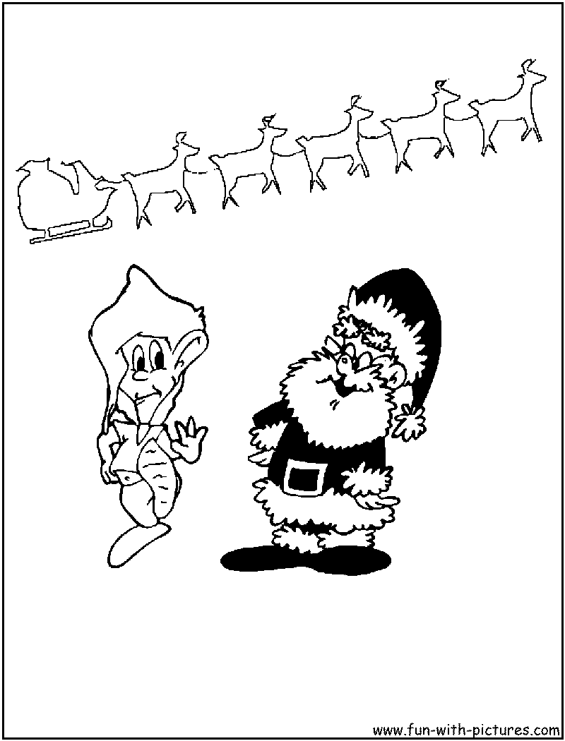 Free printable coloring pages reindeer - Reindeer Coloring Pages Free Printable Colouring Pages For Kids To Print And Color In