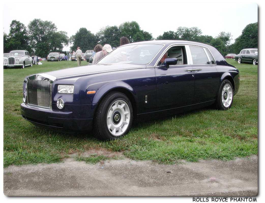 Rollsroyce Phantom Car