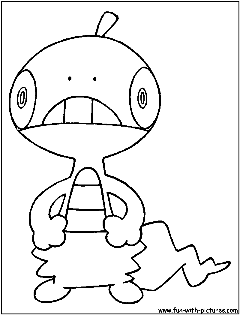 Squishy Pokemon Coloring Pages : Squishy Pokemon Coloring Pages Coloring Pages