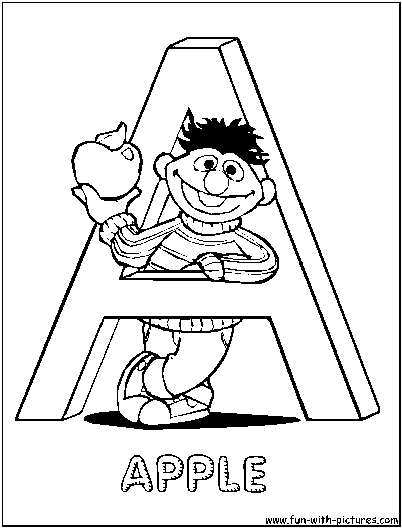 Free Coloring Pages Of Elmo Stencil