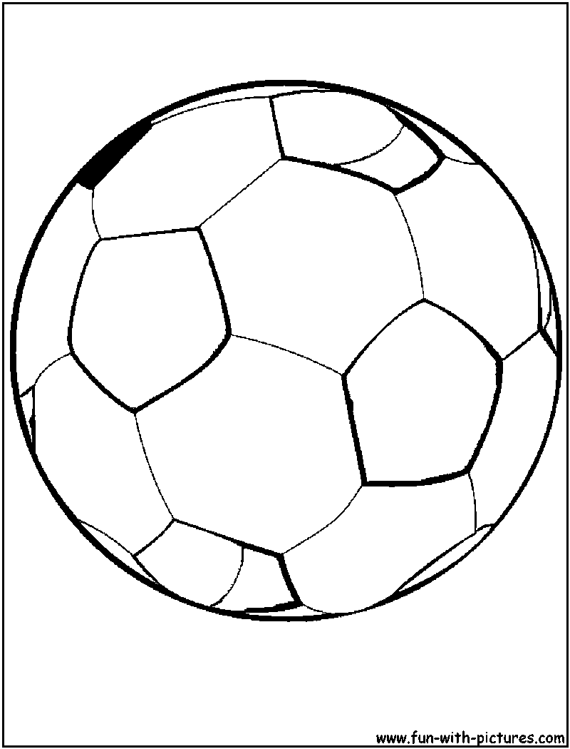 ball coloring pages - photo#22