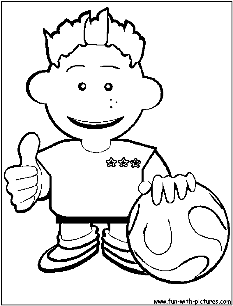 Free printable coloring pages soccer - Soccer Coloring Pages