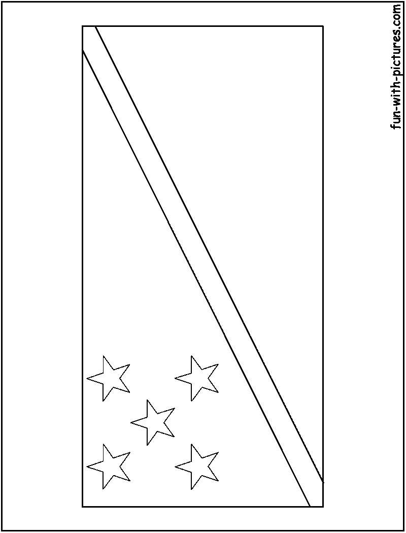oceania flags coloring pages free printable colouring pages for kids to print and color in