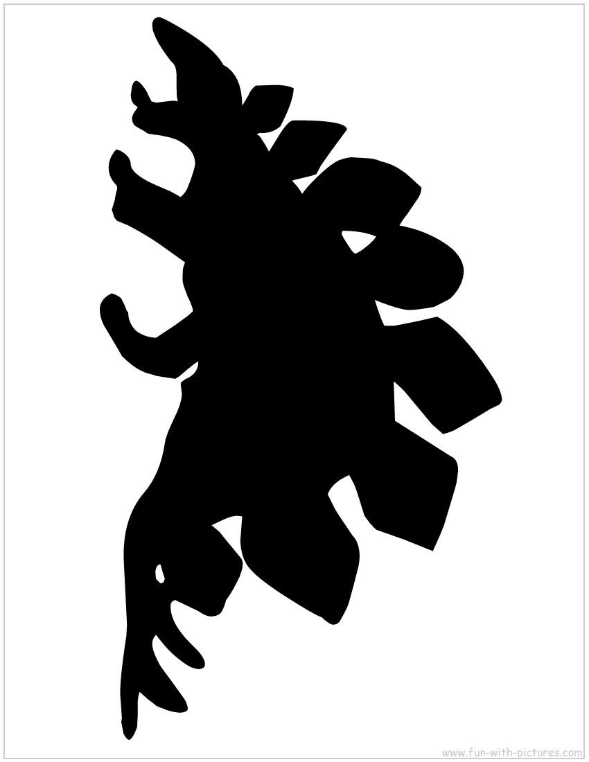 Silhouettes Pterodactyl Dinosaur Cartoon Silhouete Classroom