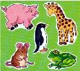 animal coloring picture