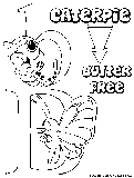b caterpie butterfree